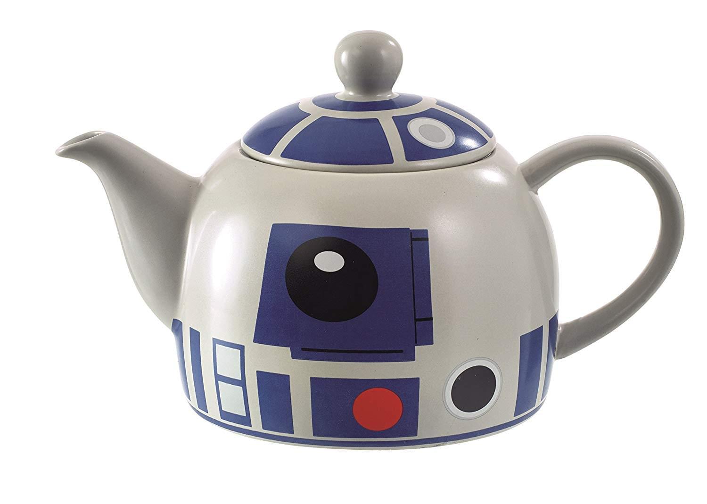 Star Wars Ceramic Teapot R2D2