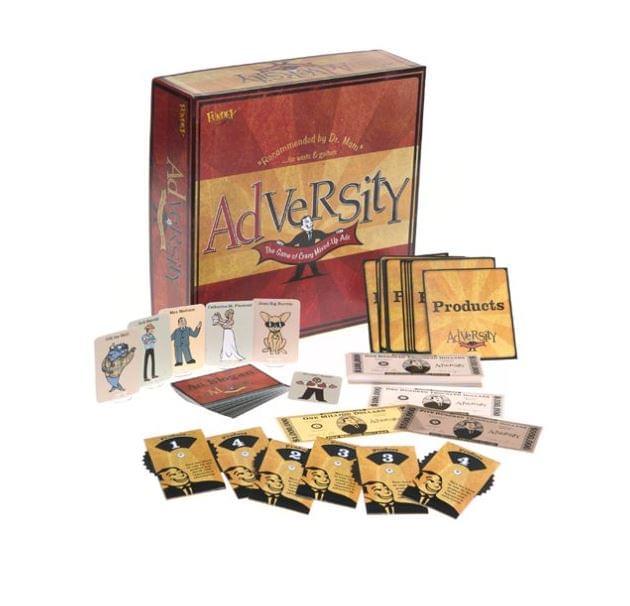 Adversity Board Game