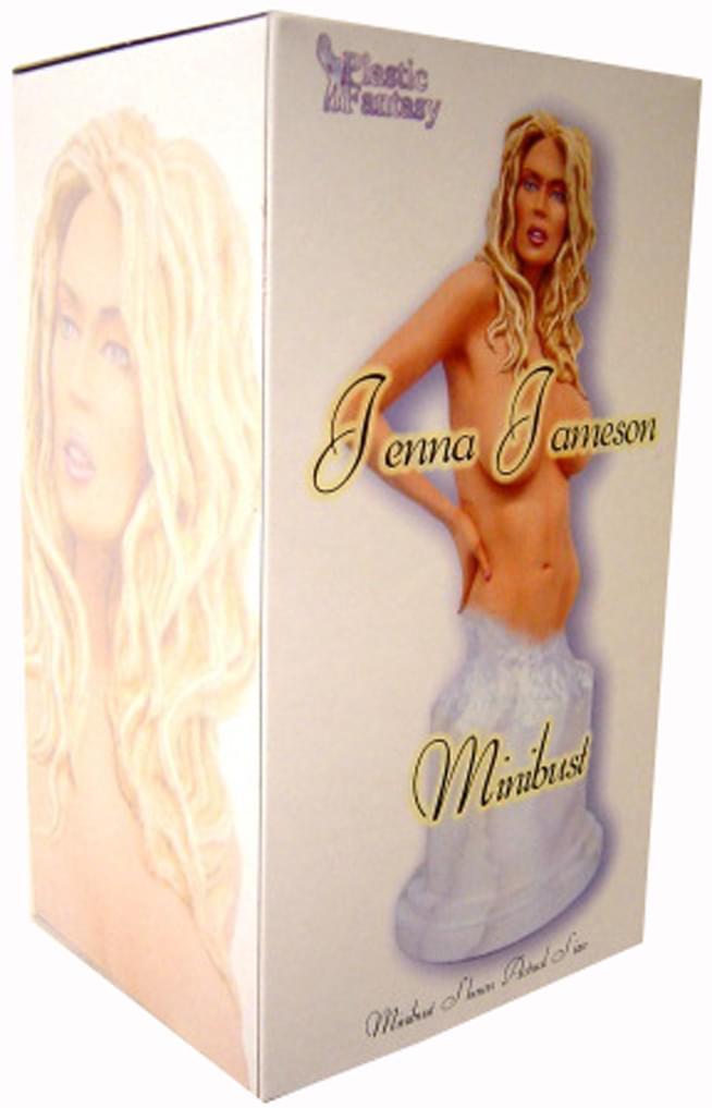 Jenna Jameson Mini Bust