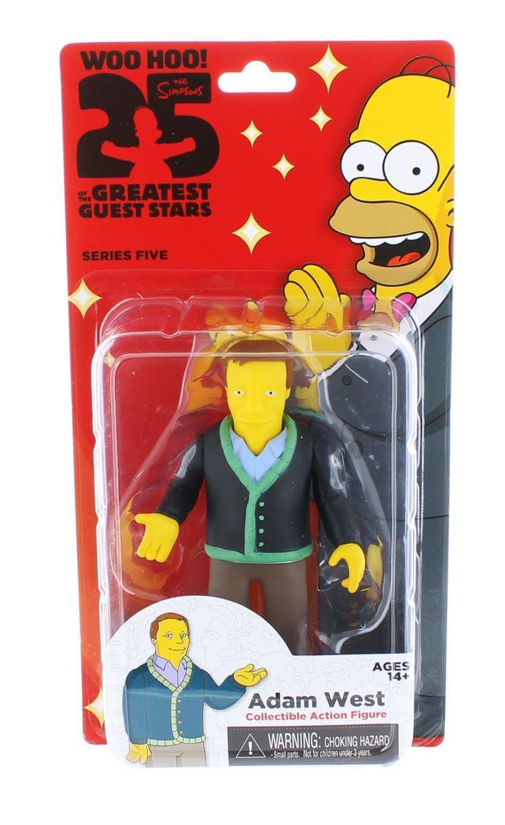Figurine Simpson Kid Rock Séries 1 Statue Film Tv 25th Anniversaires Jouets NECA