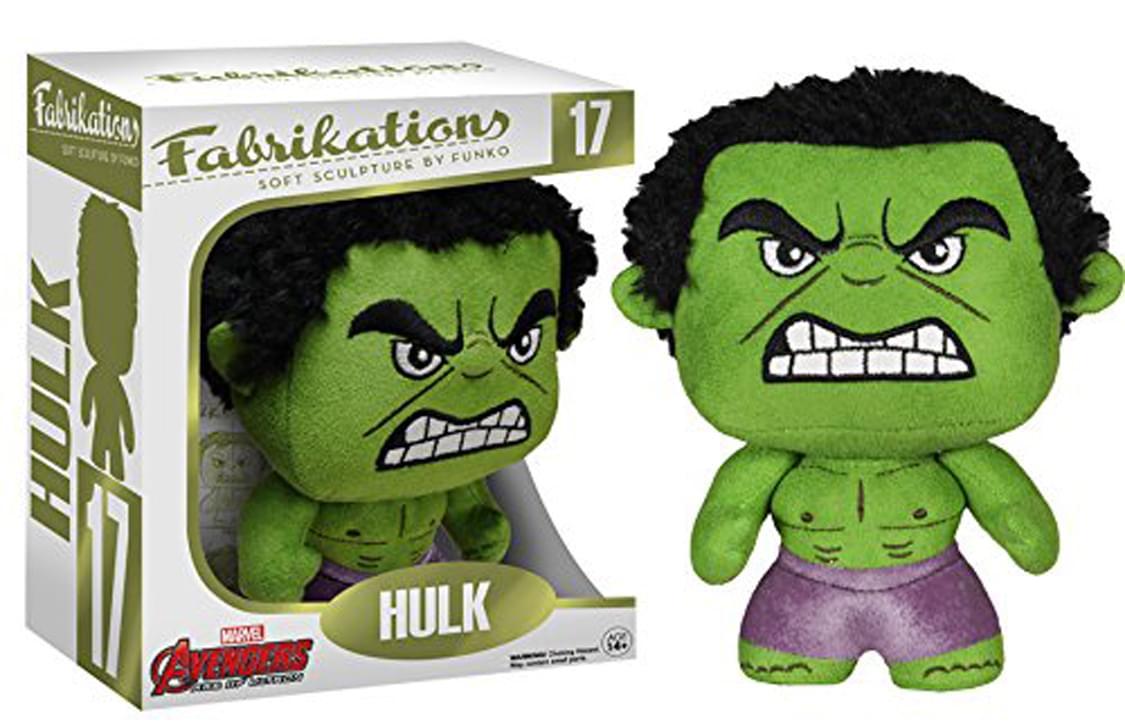 Avengers Age of Ultron Funko Fabrikations Plush Hulk