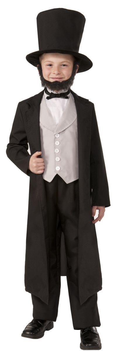 Abraham Lincoln Child Costume  sc 1 st  eBay & Abraham Lincoln Child Costume | eBay