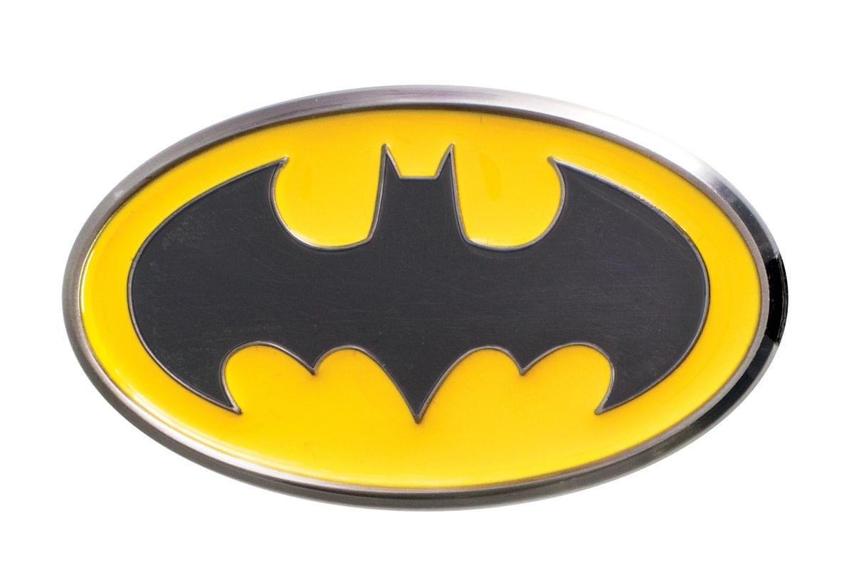 Batman Logo Colored 1