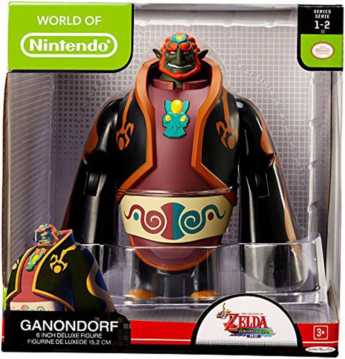 Details About Legend Of Zelda Series 2 Ganon 6 Action Figure