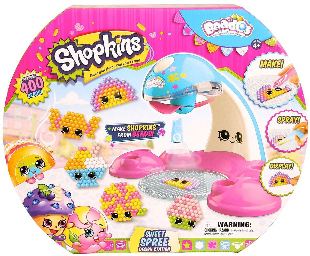 Beados Shopkins Series 3 Quick Dry Design Studio