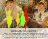 NEW COURRIER VINICOLE - REINVENTING THE CLASSICS