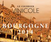 NEW COURRIER VINICOLE - BOURGOGNE 2014