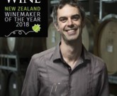 Dom Maxwell, of Greystone Wines, was named winner of the inaugural Gourmet Traveller WINE 'New Zealand Winemaker of the Year 2018'