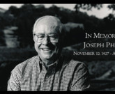 In Remembrance of Joseph Phelps