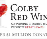Colby Red Wine Hits a Milestone—$1,000,000 in Donations to Heart Health