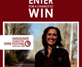 Win 2 tickets to the Vancouver International Wine Festival