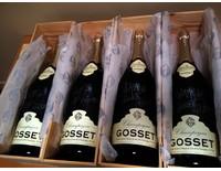 Champagne Gosset Bottles