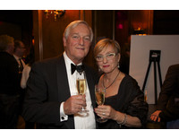 Champagne Bollinger x Liquid Art Selections at Gerard Lounge - 11 - Rick Toller & Janis Toller