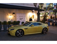 Champagne Bollinger x Liquid Art Selections at Gerard Lounge - 29 - Aston Martin Vancouver