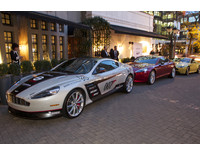 Aston Martin Vancouver at Gerard Lounge, Sutton Place