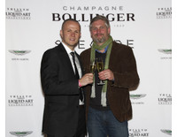 Champagne Bollinger x Liquid Art Selections at Gerard Lounge - 44