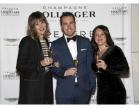 Champagne Bollinger x Liquid Art Selections at Gerard Lounge - 45