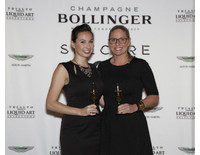 Champagne Bollinger x Liquid Art Selections at Gerard Lounge - 48