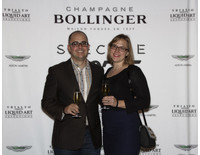 Champagne Bollinger x Liquid Art Selections at Gerard Lounge - 50