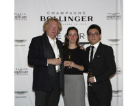 Champagne Bollinger x Liquid Art Selections at Gerard Lounge - 53