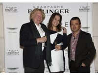 Champagne Bollinger x Liquid Art Selections at Gerard Lounge - 54