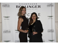 Champagne Bollinger x Liquid Art Selections at Gerard Lounge - 55