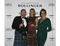 Champagne Bollinger x Liquid Art Selections at Gerard Lounge - 56