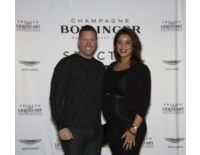 Champagne Bollinger x Liquid Art Selections at Gerard Lounge - 57