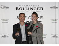 Champagne Bollinger x Liquid Art Selections at Gerard Lounge - 62