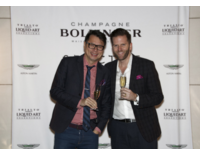 Champagne Bollinger x Liquid Art Selections at Gerard Lounge - 63