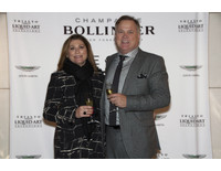 Champagne Bollinger x Liquid Art Selections at Gerard Lounge - 65
