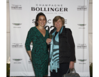 Champagne Bollinger x Liquid Art Selections at Gerard Lounge - 68
