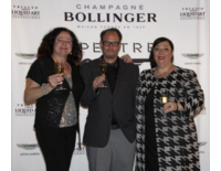 Champagne Bollinger x Liquid Art Selections at Gerard Lounge - 69