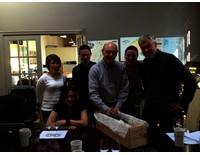 Tialto team with Philippe Manfredini