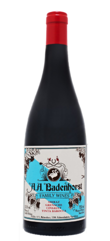 BADENHORST FAMILY WINES - Red Blend - 2014