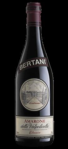 BERTANI - Amarone della Valpolicella Classico  - 2010