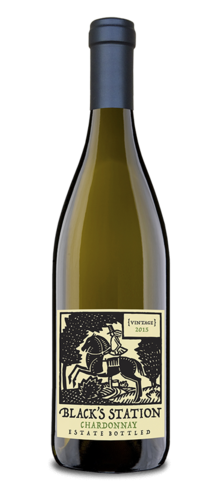 MATCHBOOK WINES - Black's Station Dunnigan Hills Chardonnay - 2016
