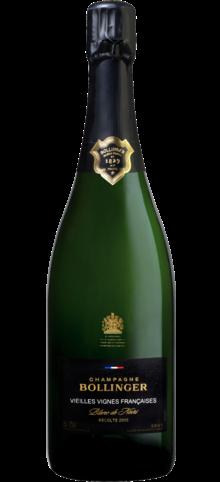 CHAMPAGNE BOLLINGER - Vieilles Vignes Françaises - 2010