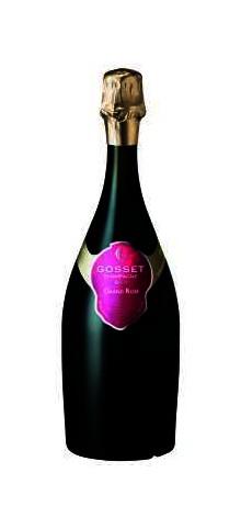 0 GOSSET Grand Rosé Brut