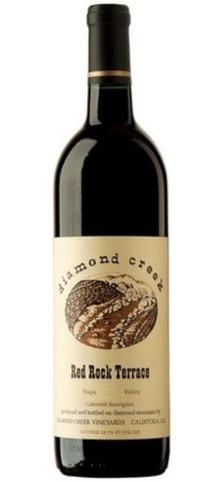 DIAMOND CREEK - Cabernet Sauvignon Red Rock Terrace - 2012
