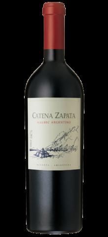 CATENA - Zapata Malbec Argentino - 2013