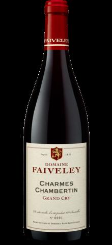 FAIVELEY - Charmes-Chambertin Grand Cru - 2017