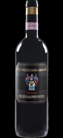 CIACCI PICCOLOMINI D'ARAGONA - Brunello di Montalcino Pianrosso - 2012