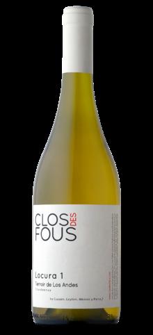 CLOS DES FOUS - Chardonnay Locura 1 - 2014