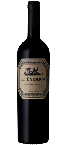 EL ENEMIGO - Cabernet Franc - 2017