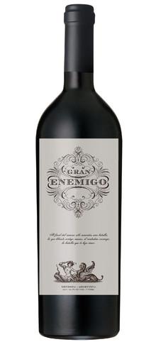 EL ENEMIGO - Gran Enemigo Gualtallary Single Vineyard - 2015