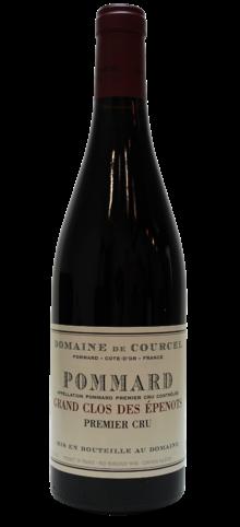 DOMAINE DE COURCEL - Pommard 1er cru Grand Clos des Epenots - 2015