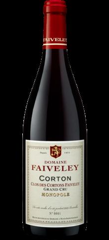 FAIVELEY - Corton Grand cru Clos des Cortons - 2016
