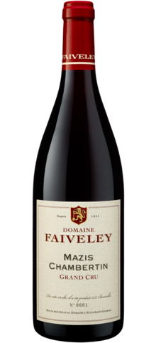 FAIVELEY - Mazis-Chambertin Grand cru  - 2017