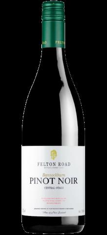 FELTON ROAD - Pinot Noir Bannockburn - 2016